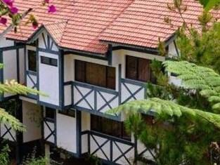 Equatorial Hotel Exterior