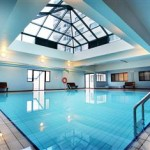 Equatorial Hotel Indoor swimming pool
