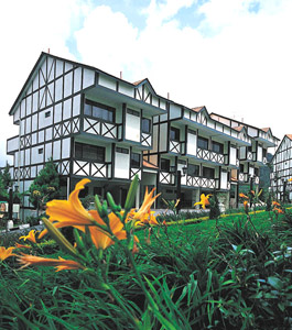Covering An Area Of Roximately 13 Acres The Tudor Themed Equatorial Cameron Highlands Resort Boasts 268 Suites Deluxe And Superior Rooms In Hotel