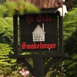 The Smokehouse Entrance