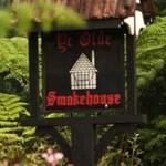 The Smokehouse Entrance