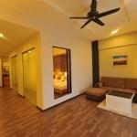 Aranda Tri Family Suite Nova Highlands