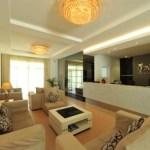 Nova Highlands Resort Reception Area